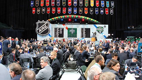 2015 NHL Draft Floor: CKM Sports Management